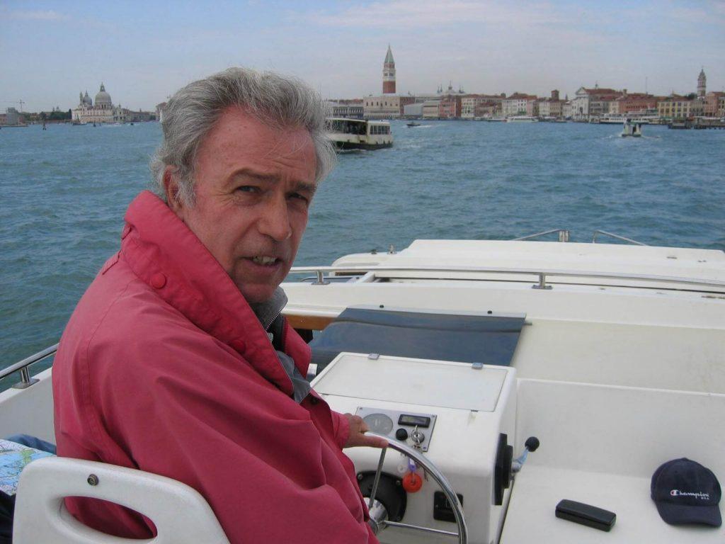 Rainer Holbe Venedig